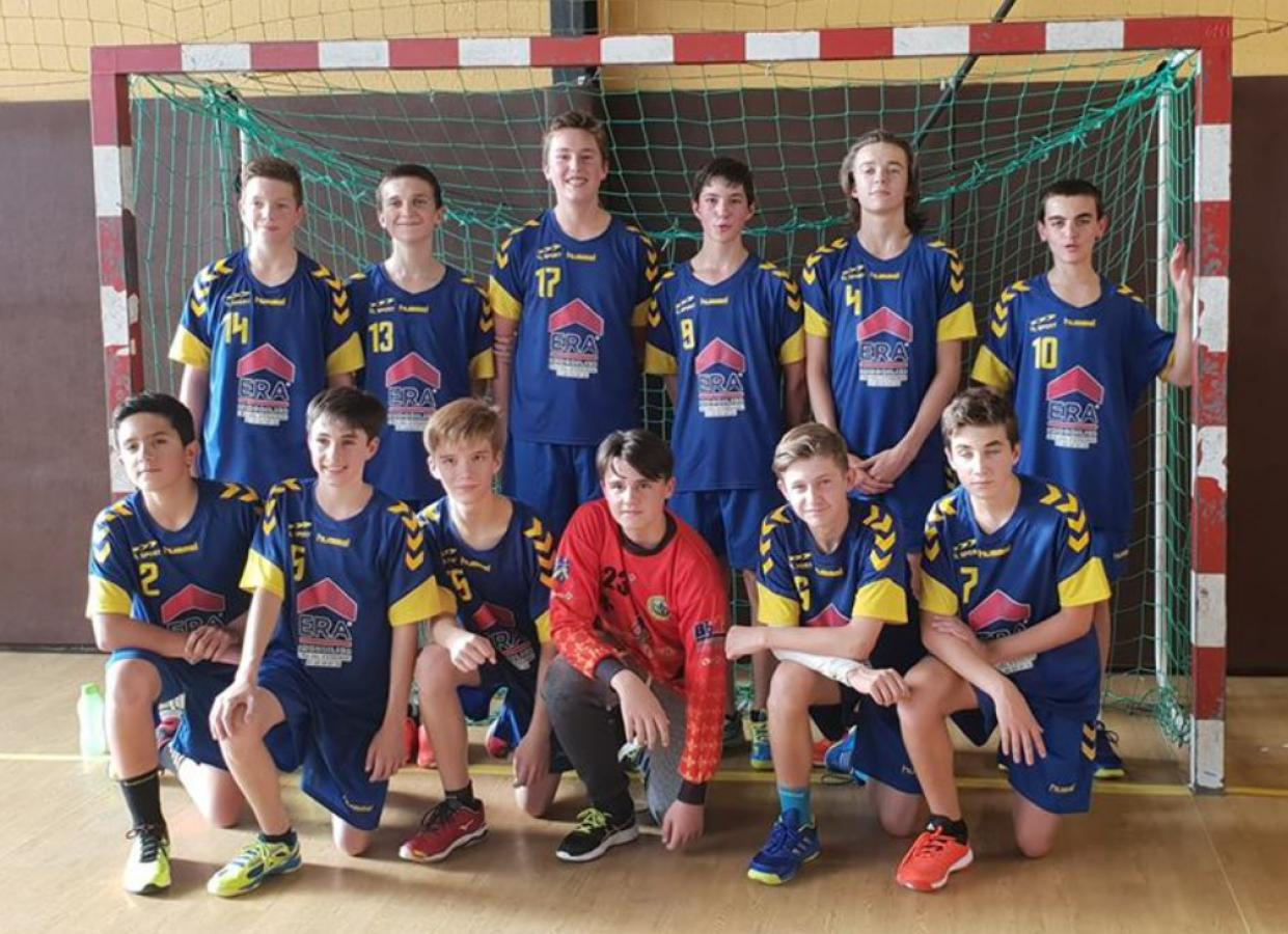 -15 masculins - HandBall Club Coudraysien